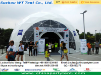 Sell Geodesic dome tent