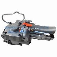 Hand-held pneumatic strapping machine AQD19/ AQD25
