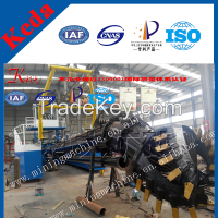 Professional Manufacture Cutter Suction Dredger