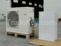 DC inverter Air Source Heat Pump 3HP split