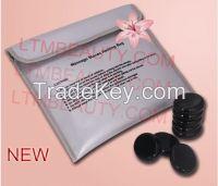 nail massage hot stone heater bag