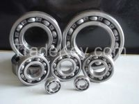 High Precision Low Noise Deep Groove Ball Bearing From China