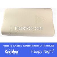 hot sale bamboo fiber wave memory foam pillow