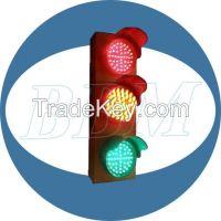 100mm IP65 new traffic control light