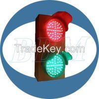 100mm red green LED ball traffic light hot sale