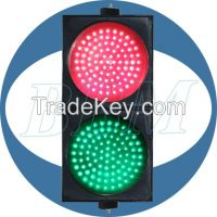 200mm red green signal led light