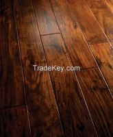 SMALL-LEAF ACACIA - Exotic Hand Scraped Acacia Hardwood Flooring