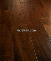 8-INCH RESERVE COLLECTION - Double Stained and Custom Scraped Fixed Width Hardwood Flooring