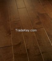 SOUTHWEST COLLECTION - Affordable 5-inch Hand Scraped Birch Hardwood Flooring