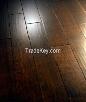 PACIFIC TREASURES - Classic 5-inch Hand Scraped Hardwood Flooring