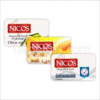 NICOS Toilet soaps