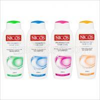 NICOS Professional Hair care shampoo