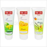 Face, hand and body soft cream