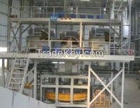quartz production line