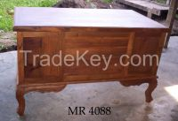 Office Desk- Special Design - Boat Furniture -Recycled Furniture