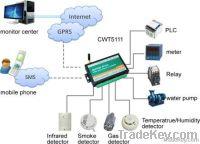 GPRS RTU CWT5111 I/O trigger GPRS Transmission