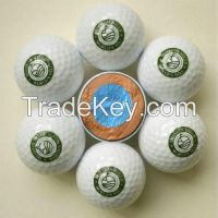 Golf 4-Layers Practice custom logo personalize Balls