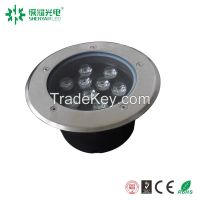 6W Bridgelxu light source LED underground light series-A with IP 66