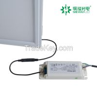 40w/60w 600*600*9mm LED panel light with SMD 2835 chip