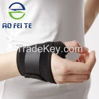 2015 New Product Adjustable Neoprene Sports Wrist Support