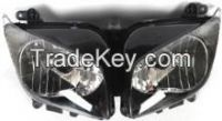 moto headlight