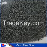 KAITAI Brand sand blasting grit cast steel shot S110 with SAE standard