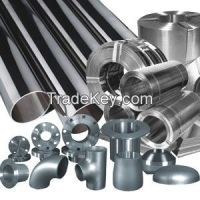 SS & MS pipes, SS pipes fittings in various grades (202,304,304L,316,316L,309,310,321 and 410)  IBR & Non IBR Valves, Boiler Mounting Asbestos, Packings & Jointings,  SS Pipes Line ( Polished & non Polished ). Copper, Brass, MS & Alumi