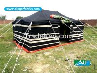 Deluxe Tent 3-Fold, Black & White