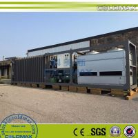CE Certification High Performance Vegetables Vacuum Cooling Machine