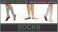 High Quality OEM Socks Women&Men&Kids