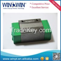 Taiwan PDF and WIN&WIN linear guideway used for CNC machines