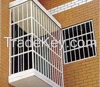 Non-welded Galvanized Zinc Steel Building and Room Shutter, Louver