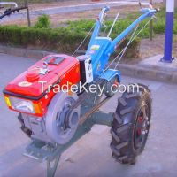 Hot selling farm machinery good quality walking tractor