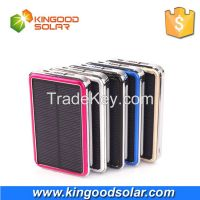 solar charger/ solar power bank/ solar panel for phone/mobile/laptop/iphone/USB devices