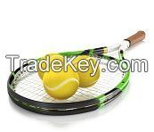 Hot Sale Over 10 Years'Experience in Tennis Racket for Adults/Junior