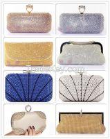 GZ QH wedding bag lady evening bag crystal clutch bag