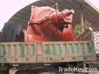 sand casting cast iron pump parts