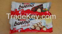 Wispa, Twirl, Snickers, Mars, Kinder, Kit Kat, Galaxy, Aero, Cadbury Dairy Milk Chocolate Bar