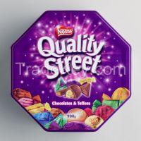Snickers, Kitkat, Bounty, Maltesers, Kinder Joy, Kinder Surprise, Kinder Bueno, Twix, M&M's, Mars