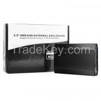 elegant design HDD enclosure with reasonable price