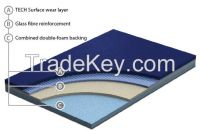 Raised Access Flooring, Carpets, Vinyls, Rubber, Sports Flooring, Furniture, Toilet Cubilces,