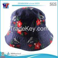 Wholesale fishing cheap bucket hat cotton bucket cap