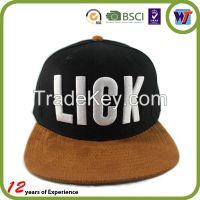hot new design snapback baseball cap