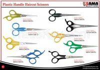 Plastic Handle Scissors