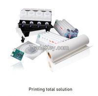 Bulk ink supply system for EPSON 9700/7700
