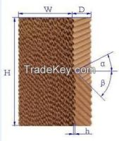 fan-cooling  pad Evaporative cooling pad