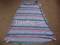 lady's dress apparel stock from China