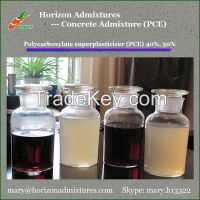Concrete Mortar Polycarboxylate Superplasticizer