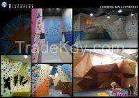 Artificial Climbing Walls