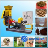 Whirlston best selling fish feed machine with factory price !
